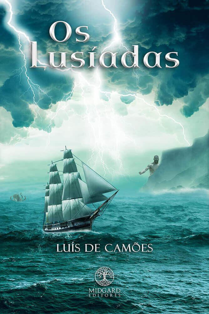 Frente Os Lusíadas Luís de Camões